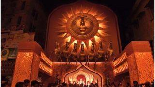कोलकाता: दुर्गा पूजा पंडालों में इतिहास की झलक, पद्मावत की वापसी