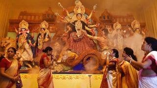 Durga Puja 2018 in All Its Glory; Where Faith And Art Converge