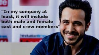 #MeToo: Emraan Hashmi Takes Steps to Ensure Safety for Women, Includes Anti-Sexual Harassment Clauses in Employment Contracts of His Company