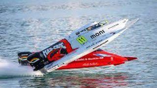 Amaravati Gears up For F1 Power Boating World Championship