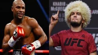 Floyd Mayweather Should Face Khabib Nurmagomedov in 'Real Fight', Says UFC Chief Dana White