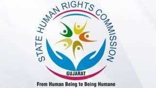 GSHRC ने गुजरात में डीजीपी और चीफ सेक्रेटरी को भेजा नोटिस, 20 दिन में जवाब मांगा