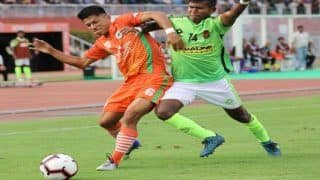 I -League 2018-19: Gokulam Kerala FC Break Jinx to Earn First-Ever Point Against Neroca FC After 1-1 Draw