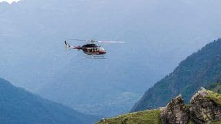 The Helicopter Joy-Ride Between Manali And Rohtang Pass Will be a 10-Minute Journey