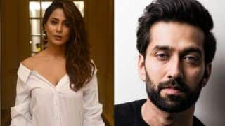 Kasautii Zindagii Kay: After Urvashi Dholakia, Nakuul Mehta Aka Shivaay Singh Oberoi Confirm Hina Khan as The New Komolika