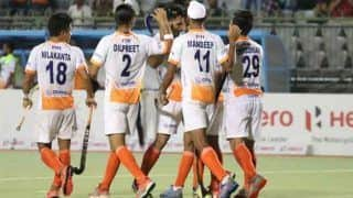 एशियाई चैम्पियंस ट्रॉफी 2018: जापान के खिलाफ भारतीय हॉकी टीम खेलेगी सेमीफाइनल