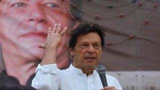 पाकिस्तान ने मनाया 'कश्मीर ऑवर', इमरान खान ने कहा- कश्मीरियों के लिए आखिरी सांस तक लड़ेंगे