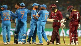 वेस्टइंडीज ने भारत के खिलाफ बनाया सबसे कम वनडे स्कोर