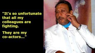 Jackie Shroff Speaks on Sexual Harassment Allegations Against Sajid Khan And Nana Patekar as Part of #MeToo Movement