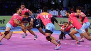 Pro Kabaddi League 2018, Puneri Paltan vs Jaipur Pink Panthers Live Streaming, Preview, When And Where to Watch Online in India