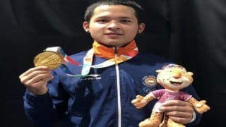 Weightlifter Jeremy Lalrinnunga Clinches India's First Gold at 2018 Youth Olympic Games   WATCH VIDEO