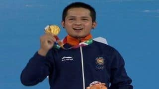 Use of Strength Attracted me to Weightlifting Says India's Youth Olympic Champions Jeremy Lalrinnunga