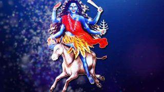 Shardiya Navratri 2019: सप्तमी पर करें मां कालरात्रि पूजन, शत्रुओं पर मिलती है विजय, जानें पूजन विधि...