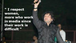 Kailash Kher Speaks Out on Sexual Harassment Allegations Against Him by a Journalist, Says He's Disappointed