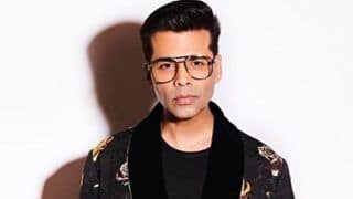 Karan Johar Gives a Strong Reply to Twitter User Who Called Him 'Flagbearer of Nepotism'