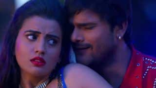 Bhojpuri Hot Couple Khesari Lal Yadav And Akshara Singh's Song Dhoka Deti Hai Featuring Their Steamy Romance Clocks Over 10 Million Views - Watch Video