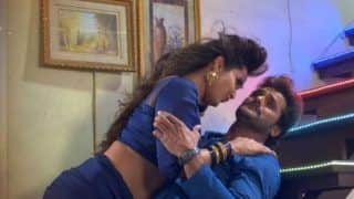 Bhojpuri Hot Couple Khesari Lal Yadav And Kajal Raghwani's Song Aahoo Eh Oriya From Naagdev Featuring Their Sizzling Chemistry Goes Viral; Clocks Over 3 Million Views - Watch