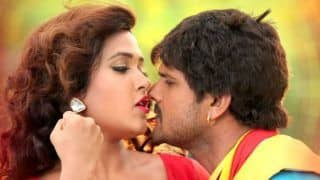 Bhojpuri Hot Jodi Khesari Lal Yadav And Kajal Raghwani's Song BP Badhal Baa Featuring Their Sizzling Chemistry Goes Viral; Clocks Over 2 Million Views on YouTube