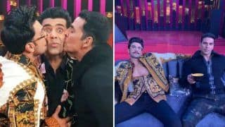 Koffee With Karan 6: Ranveer Singh's 'Baahon Mein Chale Aao' Moment With Akshay Kumar Will Win Your Heart - Watch
