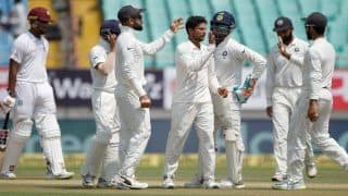 India vs West Indies 2018, 1st Test: Kuldeep Yadav, Prithvi Shaw Shine as India Outclass Windies by an Innings And 272 Runs, Register Biggest-Ever Innings Victory