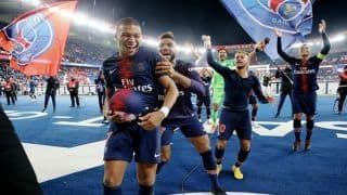 French League: Four-Star Kylian Mbappe Helps Paris Saint-Germain Break 82-Year-Old Record, PSG Thrash Lyon 5-0