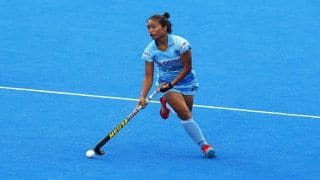 Hockey: Navjot Kaur, Lalremsiami Shine as Indian Eves Beat Japan 2-1 to Win Olympic Test Event