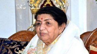 Lata Mangeshkar Health Update: 'Progressing Steadily, Not Give Vent to Rumours', Says Spokesperson