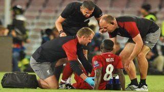 Liverpool Midfielder Naby Keita in Hospital With Back Injury