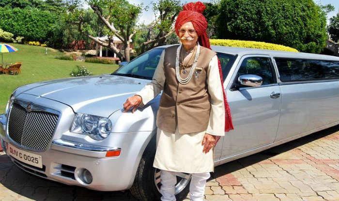 Mahashay Dharampal Gulati (Image - mdhspices.com)