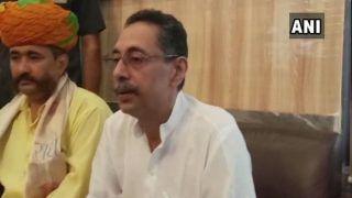 Congress MLA Vishvendra Singh Threatens to Launch Fresh Stir if Demands Not Fulfilled
