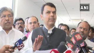 सीएम फड़णवीस ने कहा, महाराष्ट्र के 180 तहसीलों में सूखे जैसी स्थिति, राहत उपाय शुरू
