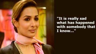 Malaika Arora Speaks Out on Sexual Harassment Allegations Against Sajid Khan