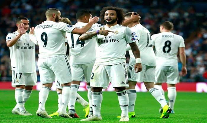 La Liga: Real Madrid Hand Julen Lopetegui Respite With Nervy Win Over Viktoria Plzen