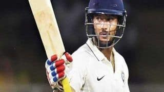India vs West Indies 2018, 2nd Test: Mayank Agarwal Fails to Find a Place in Virat Kohli-Led India's 12-Member Squad For Hyderabad Test, Mohammed Siraj Also Not Included