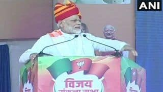 Narendra Modi in Ajmer: PM Bats For Hindu-Muslim Unity, Says Country Shouldn't be Divided on Communal Lines