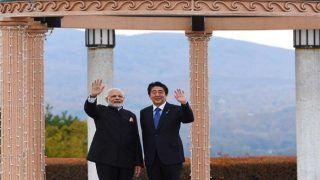 प्रधानमंत्री नरेंद्र मोदी मेरे सबसे भरोसेमंद दोस्तों में से एक: शिंजो आबे