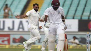 India vs West Indies 2018, 1st Test Rajkot: Maiden Test Ton For Ravindra Jadeja, No.24 for Virat Kohli; India Poised for Big Win Over Windies