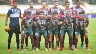 I-League 2018-19: Mohun Bagan Set to Take on Gokulam Kerala in a Thrilling Contest