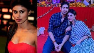 Mouni Roy Oozes Oomph in Sizzling Picture With Brahmastra Director Ayan Mukerji as She Wishes Him on Birthday
