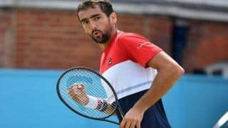 Hot Struff! Top Seed Marin Cilic Bundled Out of Japan Open
