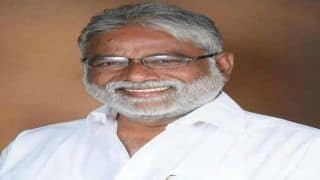 Lone BSP Minister in Karnataka Cabinet N Mahesh Quits, Vows to Continue Support to JD(S)-Congress Coalition