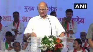 Lok Sabha Elections 2019: NCP President Sharad Pawar Likely to Contest From Maharashtra's Madha Constituency