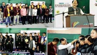 Nagaland to Come Out With Sports Policy: Chief Minister Neiphiu Rio
