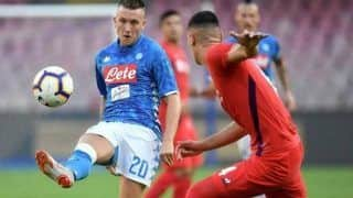 Napoli Defeats Liverpool 1-0 in Champions League Match