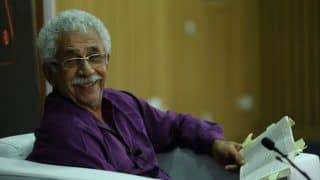 Naseeruddin Shah Does Not Want Indian Cinema to be Remembered Only For Salman Khan Films