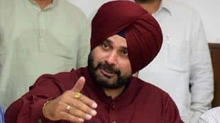 Sidhu Put in Papers as Punjab Minister in June, to Send Resignation to CM Now