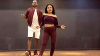 Neha Kakkar Showcases Her Dancing Skills For The First Time on Tony Kakkar's Ludo Song - Watch Video