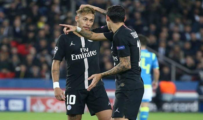 UEFA Champions League: Angel Di Maria Earns Paris Saint-Germain Late Draw With Napoli
