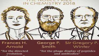 तीन वैज्ञानिकों ने जीता रसायन विज्ञान का नोबेल पुरस्कार, मानव विकास में इन रिसर्च की अहम भूमिका