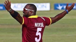 Have Been Doing my Role For Windies, Says Ashley Nurse